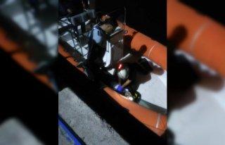 Antalya'da falezlerden düşerek öldü