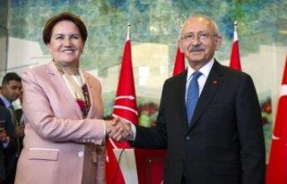 CHP-İYİ Parti'de sona doğru! Liderler zirvesi...