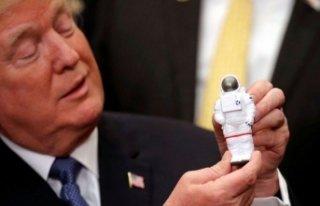 Çin'den Trump'a 'uzay' uyarısı