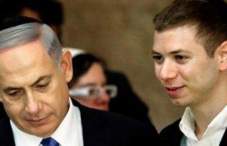 Facebook, İsrail Başbakanının oğlunun hesabını...