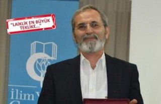 İzmir'de müftülük etkinliğinde skandal sözler!