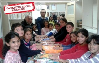 İzmir'den Söke'ye ulaşan kitap dostluğu