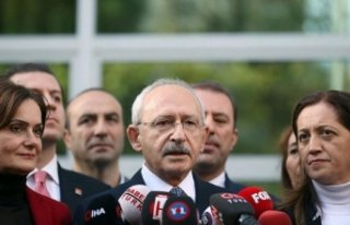 Kılıçdaroğlu'dan 'Ekrem İmamoğlu'...