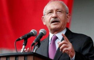 Kılıçdaroğlu'dan ittifak açıklaması