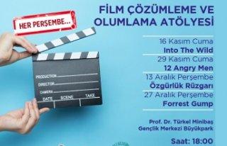 Üniversiteliler Bornova'da sinemaya doyuyor