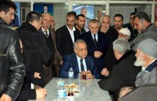 AK Partili Doğan'dan gelişim ve dönüşüm...