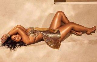 Altın Rihanna!
