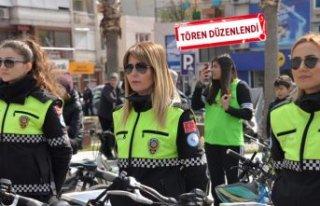 İzmir'de bisikletli polisler göreve başladı