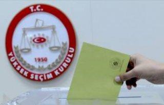 AK Parti'den İstanbul seçiminin iptali için...