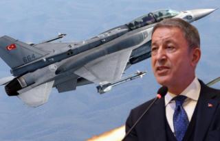 Bakan Akar'dan Yunanistan'a açık çağrı:...