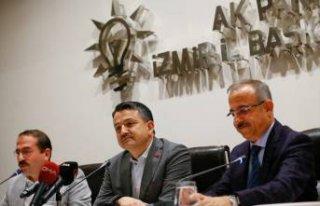 Bakan Pakdemirli'den İzmir açıklaması: Demek...