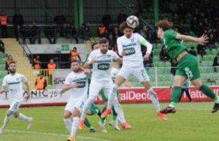 Denizlispor, Süper Lig'in kapısını araladı!