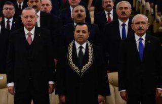 Erdoğan ve Kılıçdaroğlu aynı törende!