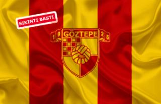 Göztepe'de savunma çöktü