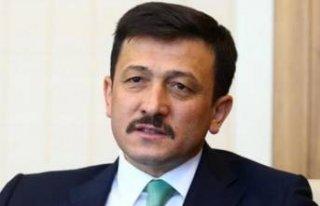 Hamza Dağ: CHP,İYİ Parti ve HDP'ye haksızlık...