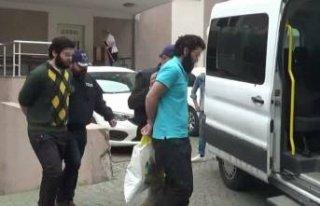 İzmir'de NATO binasına saldırmışlardı,cezaları...