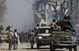 Libya'da çatışmalar yoğunlaştı! Onlarca...