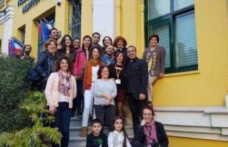 Mülteci film festivali, Haluk Levent ile kapanışı...