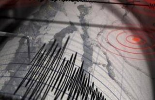 Tayvan'da 6,1 büyüklüğünde deprem!