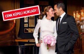 Cenk Küpeli'nin ailesi Demet Şener'i istemiyor...