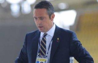 Fenerbahçe Başkanı Ali Koç'un kulübe bağışladığı...