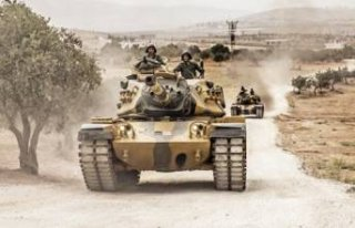 Savunma Bakanlığı açıkladı: Suriye'yi vurduk