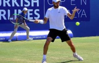 Teniste Altuğ Çelikbilek'ten önemli galibiyet
