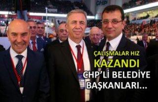 CHP'li başkanlar sendikaya üye olacak