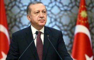 Erdoğan: Avrupa'dan destek  göremedik