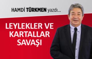 Hamdi Türkmen yazdı: Leylekler ve kartallar savaşı!