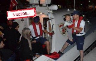 İzmir'de 88 kaçak yakalandı