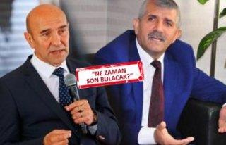 MHP'li Şahin'den Soyer'e 'şov'...