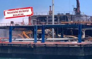 İzmir'deki patlamanın nedeni belli oldu
