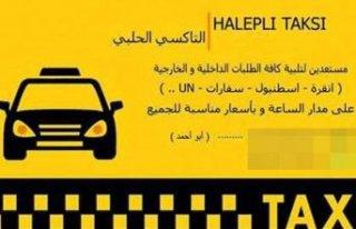 Suriyeliler taksici oldu: Şikayet yağıyor