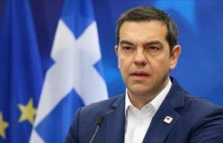 Yunanistan'da Başbakan Çipras'ın en zor...