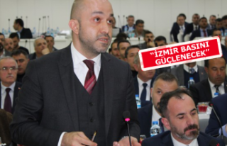 AK Parti'li Taştan'dan internet basınına...