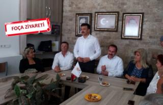 AK Partili Dağ: CHP'de söz çok ama icraat...