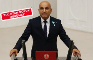 """AKP tipi Robin Hood'culuk: Fakirden alıp..."
