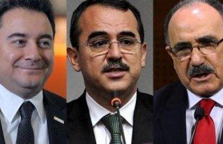 AKP'nin ağır topları tek tek gidiyor