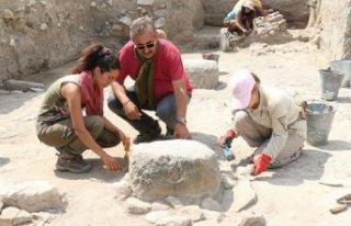Amasya'da bulundu! Tam 2500 yıllık postane...