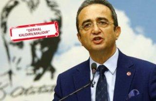 Bülent Tezcan'dan Aydın Valiliği'nin...