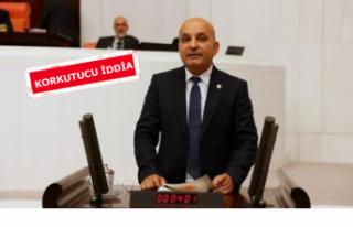 CHP'li Polat'tan uyarı: Kontrol edilmezse...