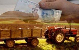 Çiftçiye destek ödemesi başlıyor
