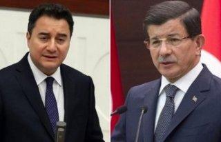 Çok konuşulacak Babacan - Davutoğlu karşılaştırması