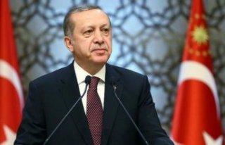 Cumhurbaşkanı Erdoğan'dan partiden ayrılanlara...