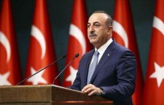 Dışişleri Bakanı Çavuşoğlu: Trump'ın...