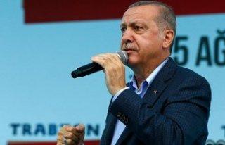 Erdoğan'dan flaş idam açıklaması
