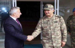 Erdoğan imzayı attı: Ege Ordu Komutanlığına...
