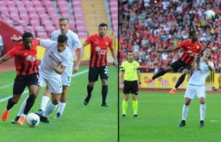 Eskişehirspor: 1 - Konyaspor: 1