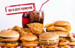 Fast food çalışanları söyledi: Bunları asla...